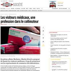 Les visiteurs médicaux, une profession dans le collimateur