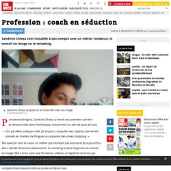 Profession : coach en séduction