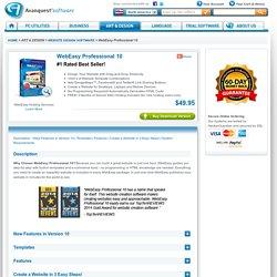 Website Creation Software