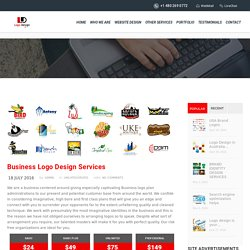 Buy a Professional Business Logo Design Service