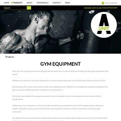 Buy Gym Equipment