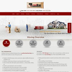 Professional Moving Company NYC New York