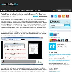 Free Professional Music Creator Desktop Windows