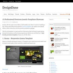 www.designdune.com/inspiration/professional-premium-joomla-templates/