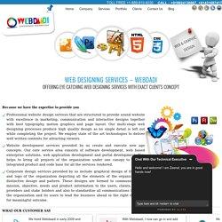 Custom Website Design Services India