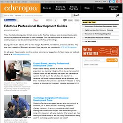 Professional Development Guides