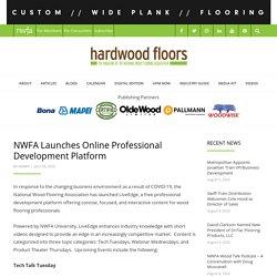 NWFA Launches Online Professional Development Platform