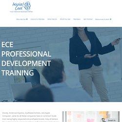 Professional Development for Childcare Educators
