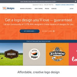 Professional Logo Design - Guaranteed