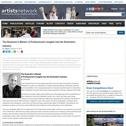 The Illustrator's Market: A Professional's Insights Into the Illustration IndustryArtist's Network