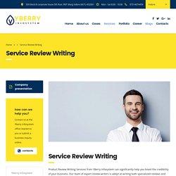 Best SEO Service Provider - Yberry Infosystem