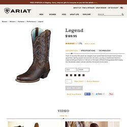 Professional Legend - Ariat