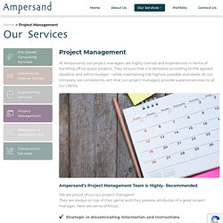 Office Space Planning in Singapore- Ampersand