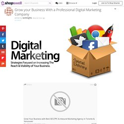 Grow your Business With a Professional Digital Marketing Company