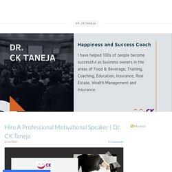 Hire A Professional Motivational Speaker