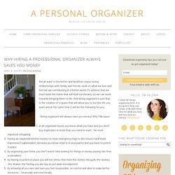 Home OrganizerSan Diego Professional Organizer