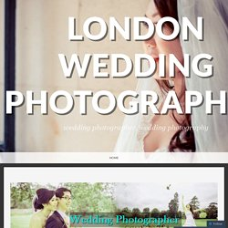 How to Find a Professional Wedding Photographer in London?