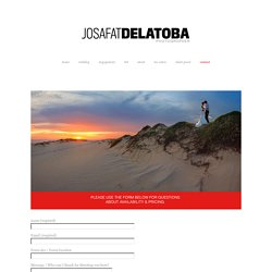 Contact Josafat DelaToba – Los Cabos Professional Photographer  :