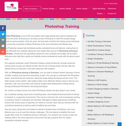 Top Professional Photoshop Training Institute in Dehradun-Dreamzone