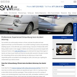 Auto Accidents Attorneys in Schaumburg