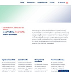 SEO India: Professional SEO Services by Experts