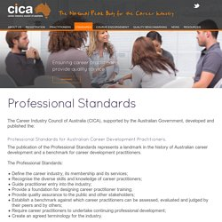 Career Industry Council of Australia (CICA)