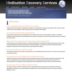 Vindication Recovery Services