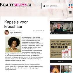 Twists, twistout en free-fro ideale kapsels voor kroeshaar - Beauty Nieuws.nl