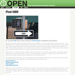 Open Professionals Education Network