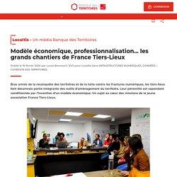 Modèle économique, professionnalisation… les grands chantiers de France Tiers-Lieux
