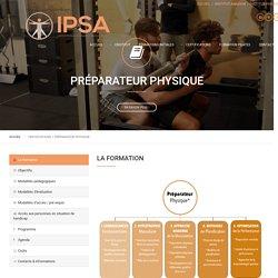 IPSA - Institut de professionnalisation sportive angevin, Institut IPSA à Angers