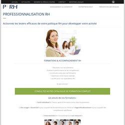 PROFESSIONNALISATION RH