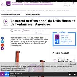 Le secret professionnel de Little Nemo et de l'enfance en Amérique
