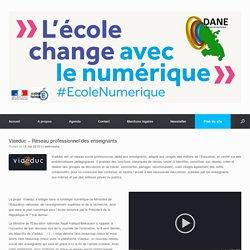 Délégation Académique pour le Numérique Educatif (DANE)