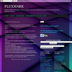FLUXMARK: Logiciel professionnel gratuit HTML5MAKER 2013 Licence gratuite création d'animations Html5 et Flash en ligne