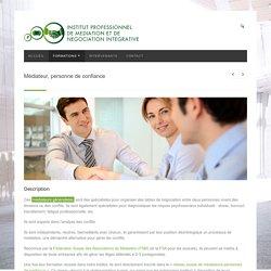 Ipromed – Institut professionnel de médiation et de négociation intégrative
