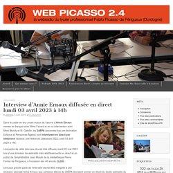 La web radio du lycée professionnel Pablo Picasso de Périgueux (Dordogne)
