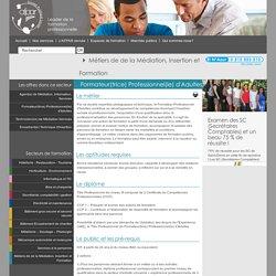 Formateur(trice) Professionnel(le) d'Adultes - Assistance à la Formation Professionnelle des Adultes à la Réunion - AFPAR