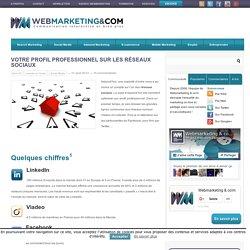 Votre profil professionnel sur les réseaux sociaux