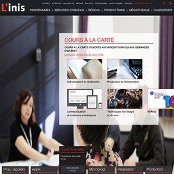 Centre de formation professionnelle en cinéma, télévision, documentaire, médias interactifs et jeux vidéo