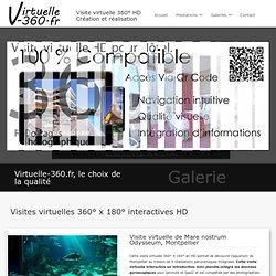 Visite virtuelle 360°x 180°, Paris, Nantes, Vendée, Montpellier . Photographe spécialiste en creation et réalisation de visite virtuelle interactive haut de gamme HD sur la France entière