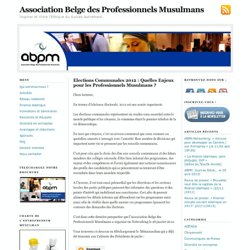 Association Belge des Professionnels Musulmans