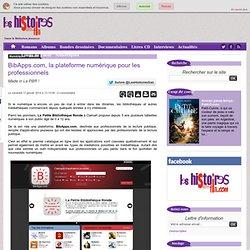 BibApps.com, la plateforme numérique pour les professionnels
