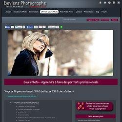 Cours de photo Paris et stage de photographie pour apprendre la photo - Deviens Photographe