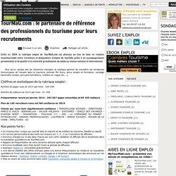 TourMaG.com : le partenaire de référence des professionnels du tourisme pour leurs recrutements