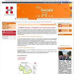Département de la Savoie - Maia