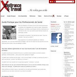 Guide Pratique pour les Professionnels de Santé