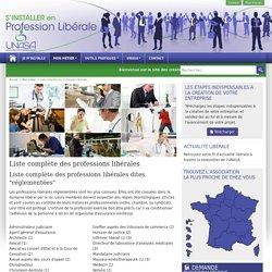 S'installer en Profession Libérale : Aide à la Création, Guides, Statistiques, Revenus... - UNASA