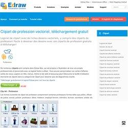 Clipart - Professions vectoriels, téléchargement gratuit