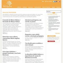 Sala do Professor « Editora Peirópolis